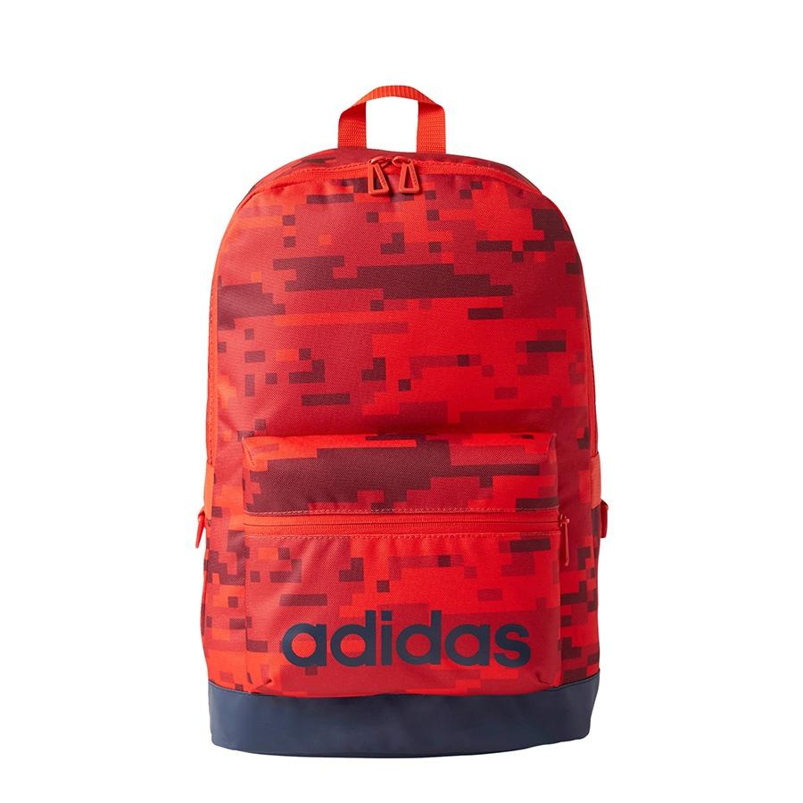 7019f30d296f4 Plecak adidas BP AOP DAILY CD9889 czerwony - 7140797227 - oficjalne ...