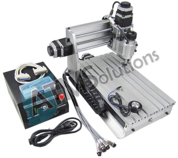ATMSolutions Frezarko-grawerka CNC Mill Mini 20x30 - 6870307091