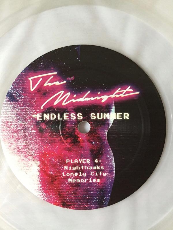 the midnight endless summer cd