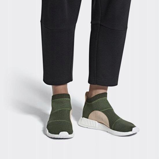 buty męskie adidas paski ukośne lekkie