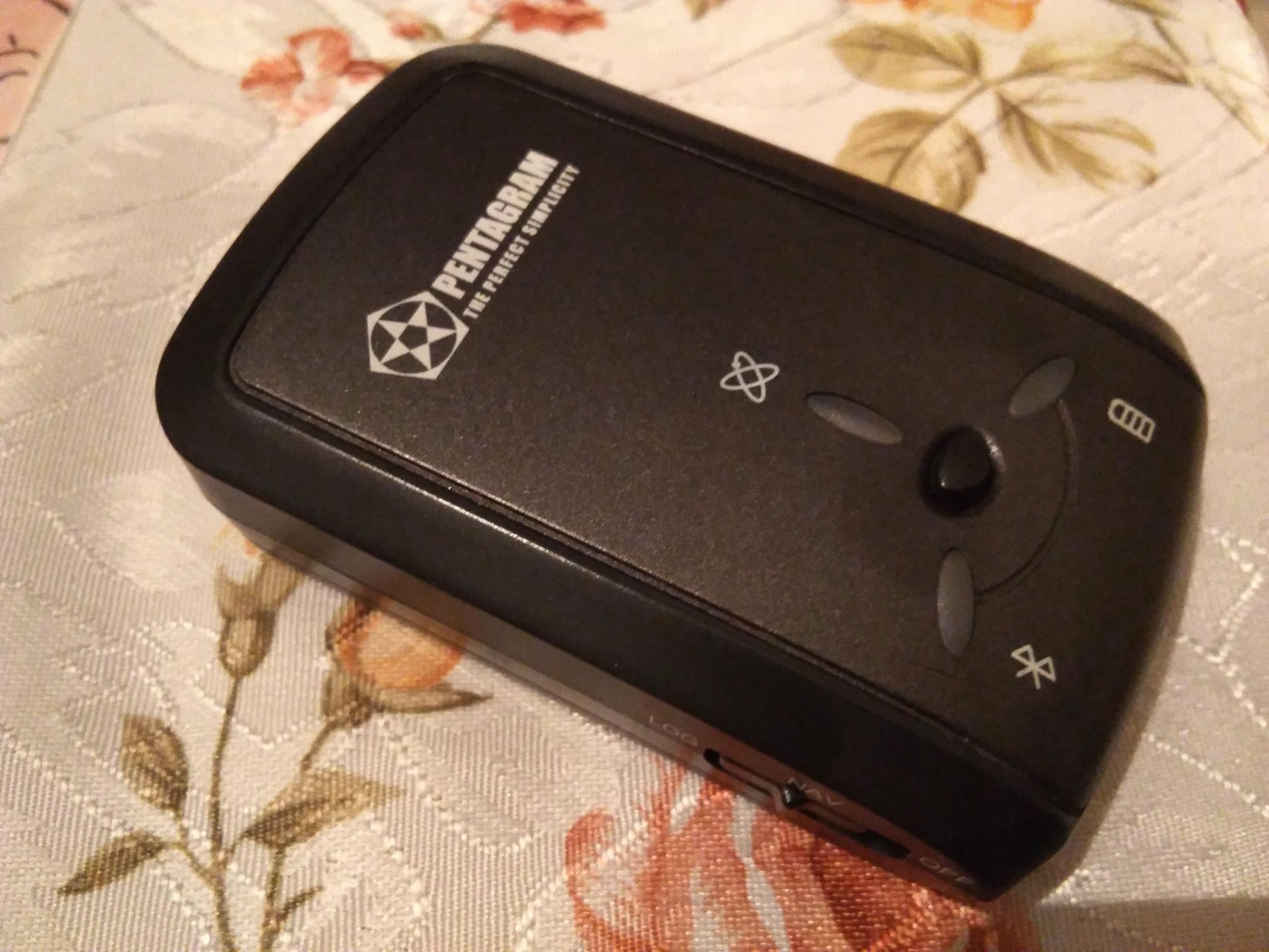 GPS PENTAGRAM P 3106 najlepszy na rynku B. Czuły