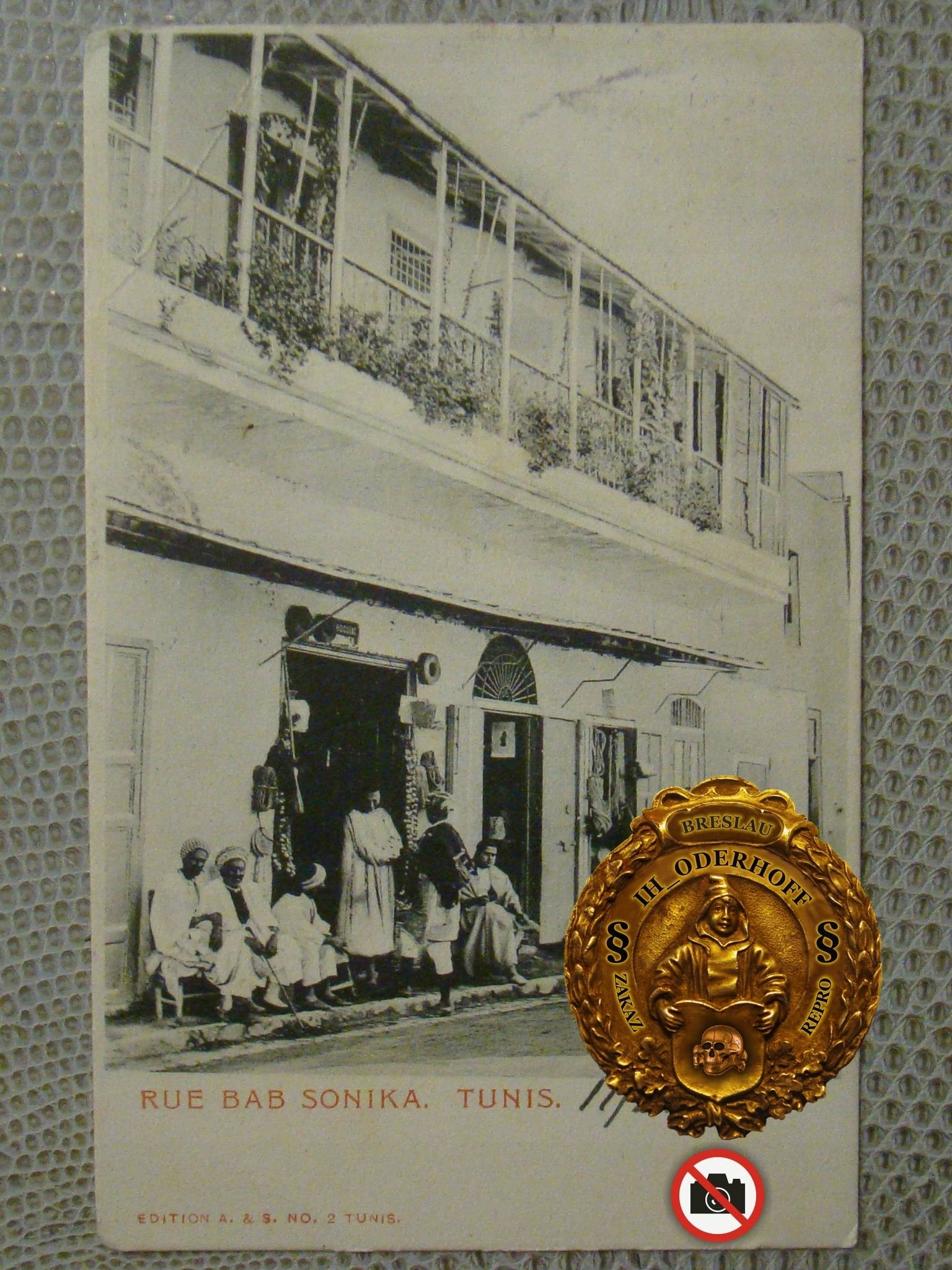 Tunis 1905.r.Lux B6712