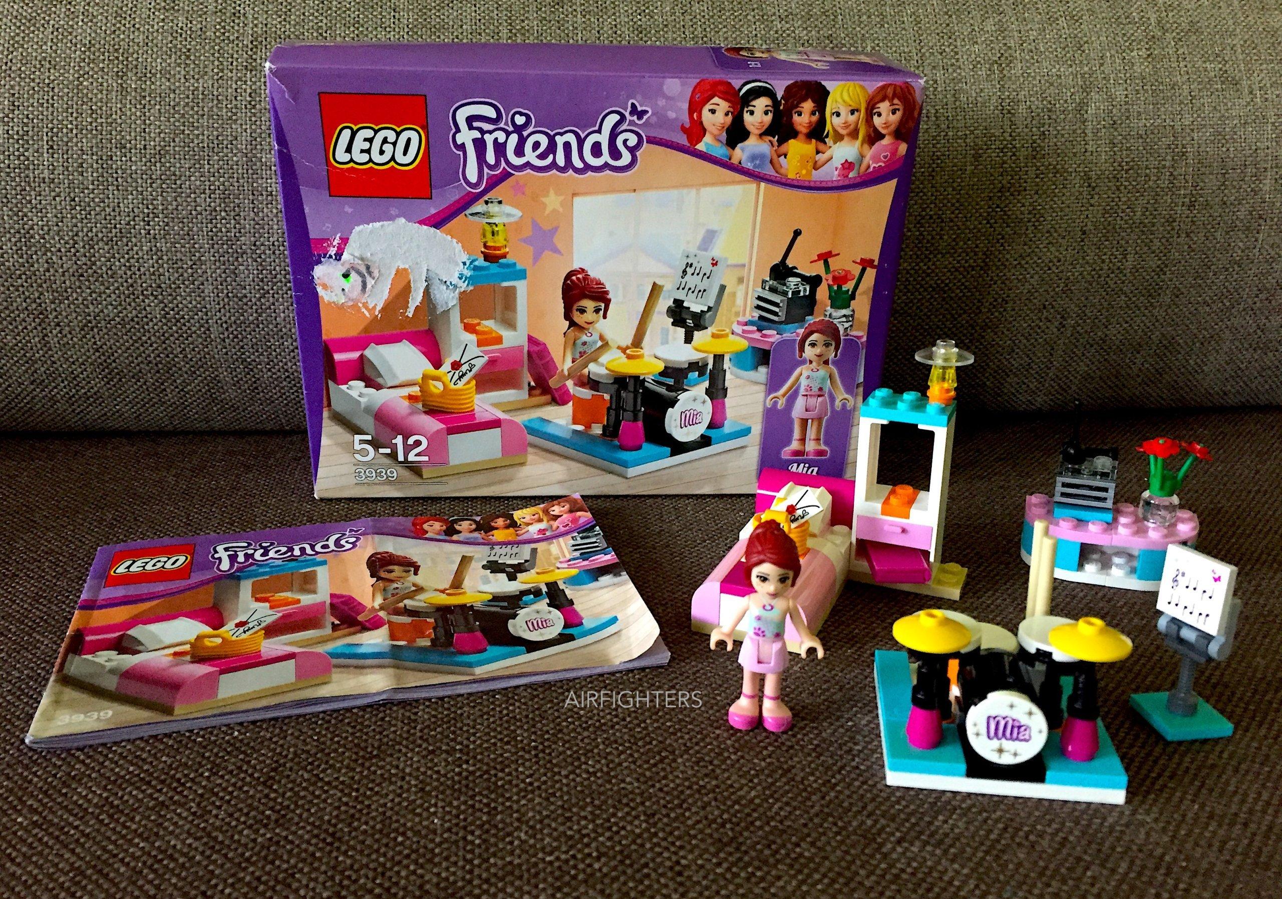 Lego Friends 3939 Pokój Muzyczny Mii 7158500802 Oficjalne