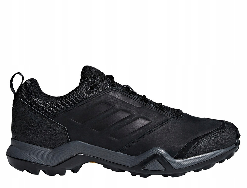 Buty adidas Terrex Brushwood Leather AC7851 CblackCblackGrefiv