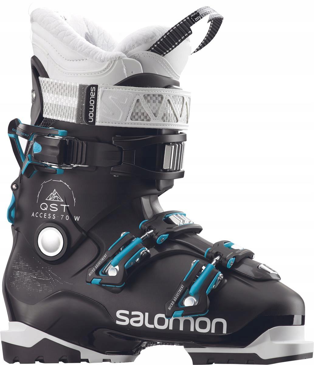 Buty narciarskie Salomon X Access 70 W Czarny 27
