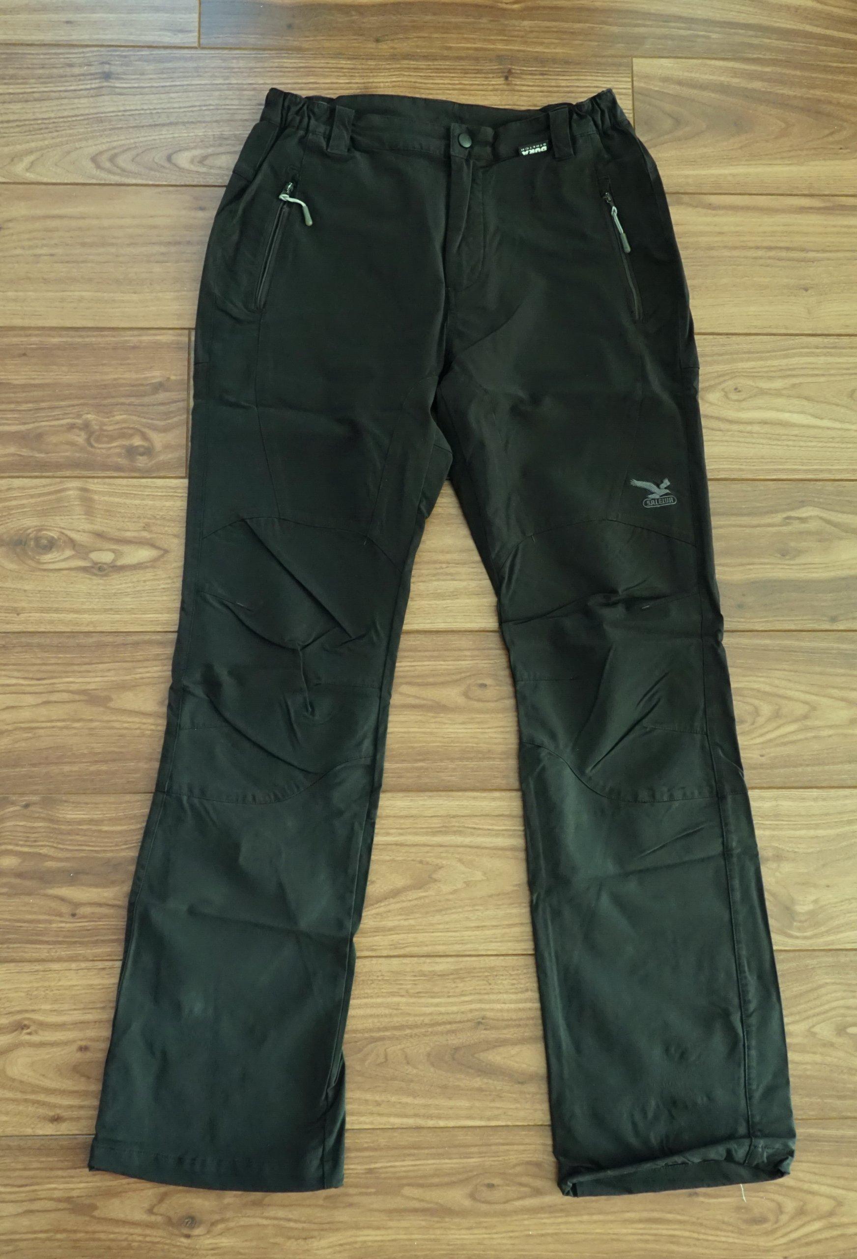 Spodnie softshellowe SALEWA Terminal Rozmiar M