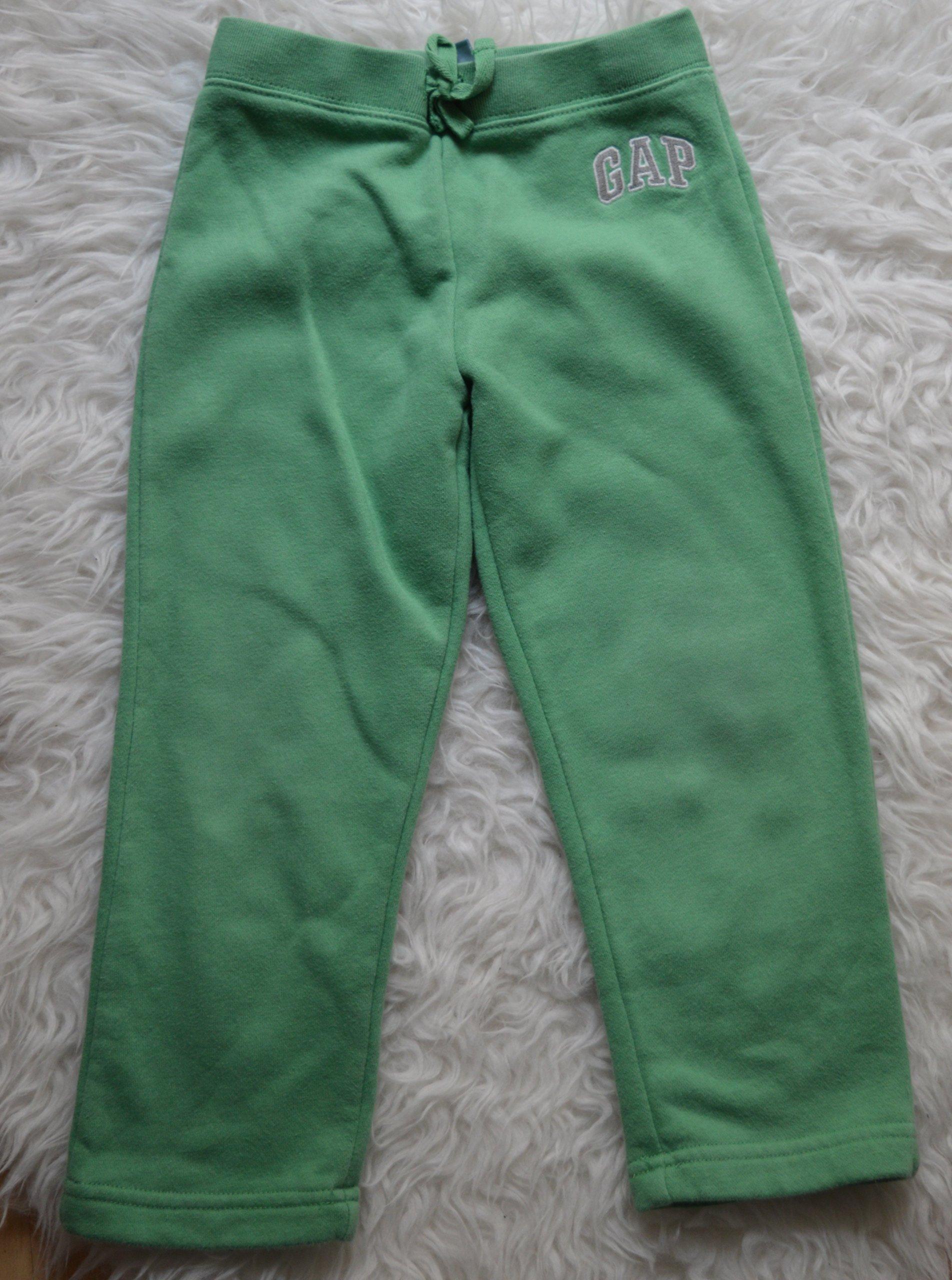494fd5ee4d4ef1 Spodnie dziecięce GAP DRESY 4 lata 110 stan bdb - 7301617740 ...