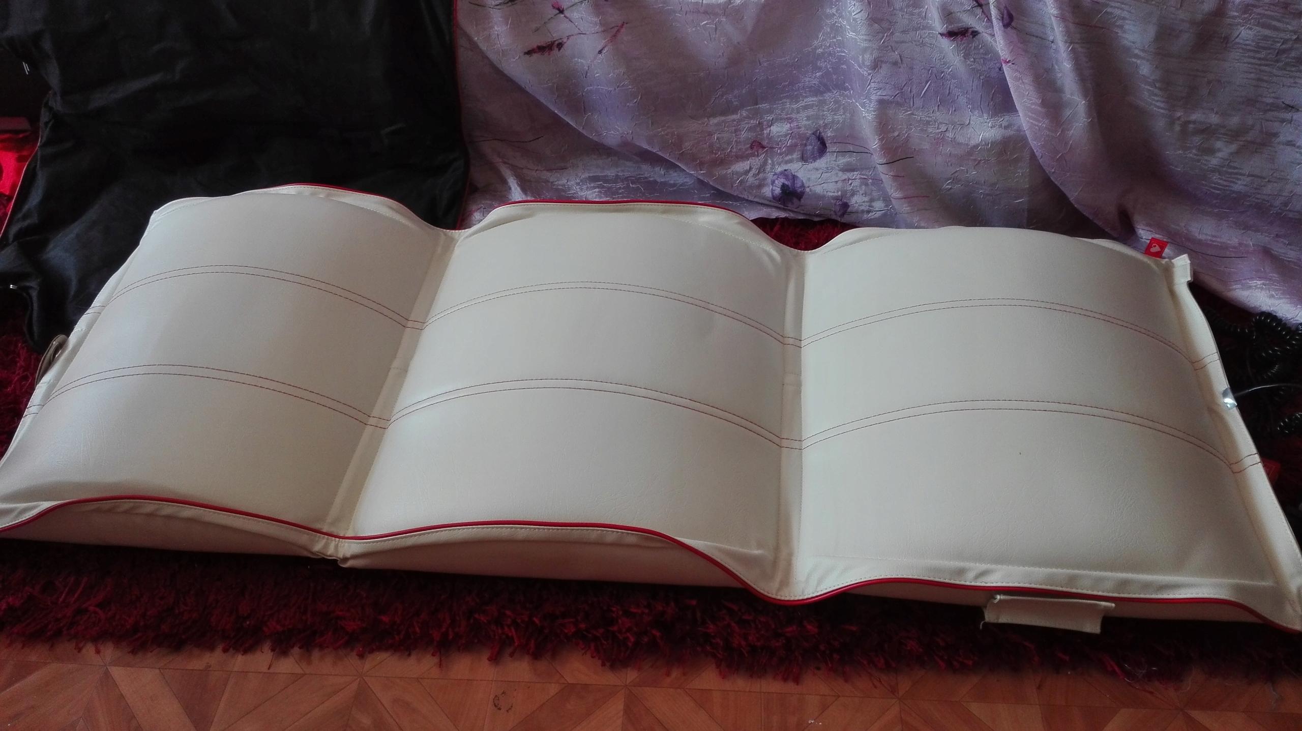 Bardzo dobra Rehabilitacyjny materac masujący Vitberg Enabio 2 - 7453268702 WS12