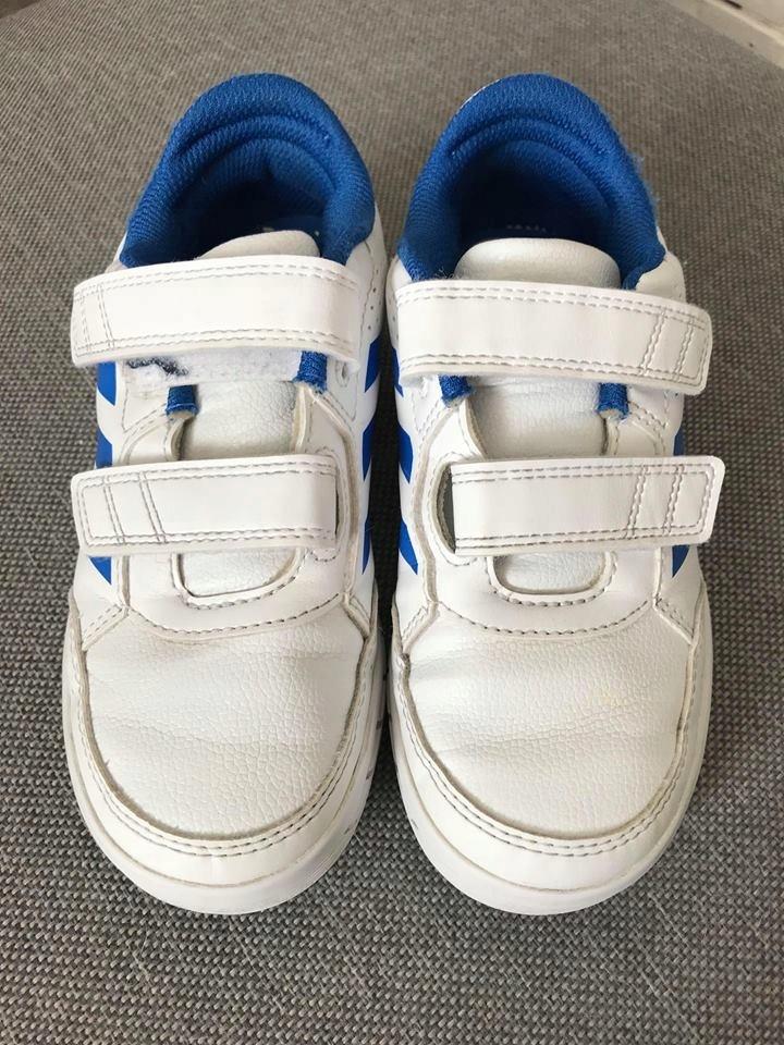autoryzowana strona przemyślenia na temat Kod kuponu Adidasy Adidas białe jak nowe rozmiar 28 - 7566975403 ...