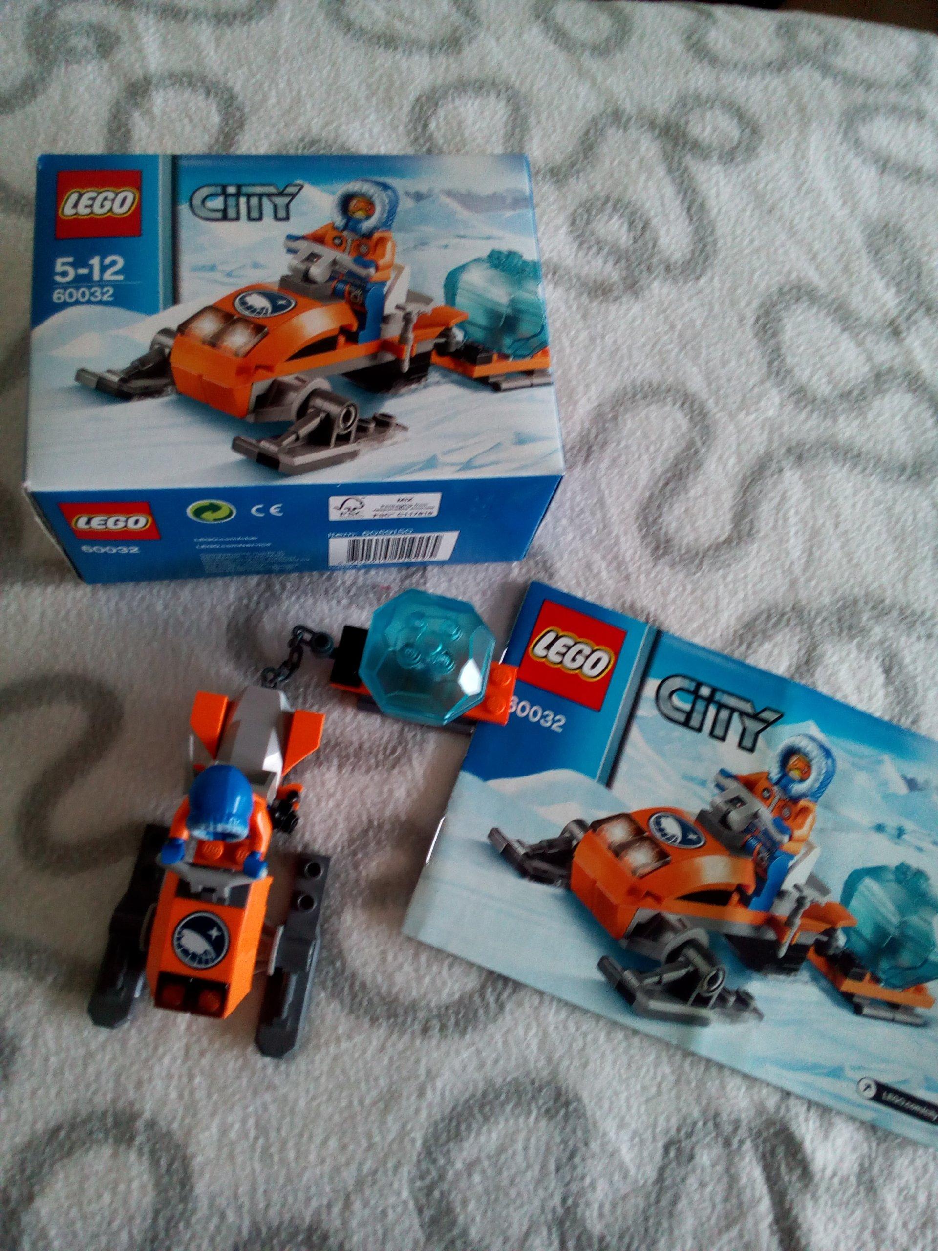 Lego City 60032 Arktyka Unikat Stan Idealny 7161257242