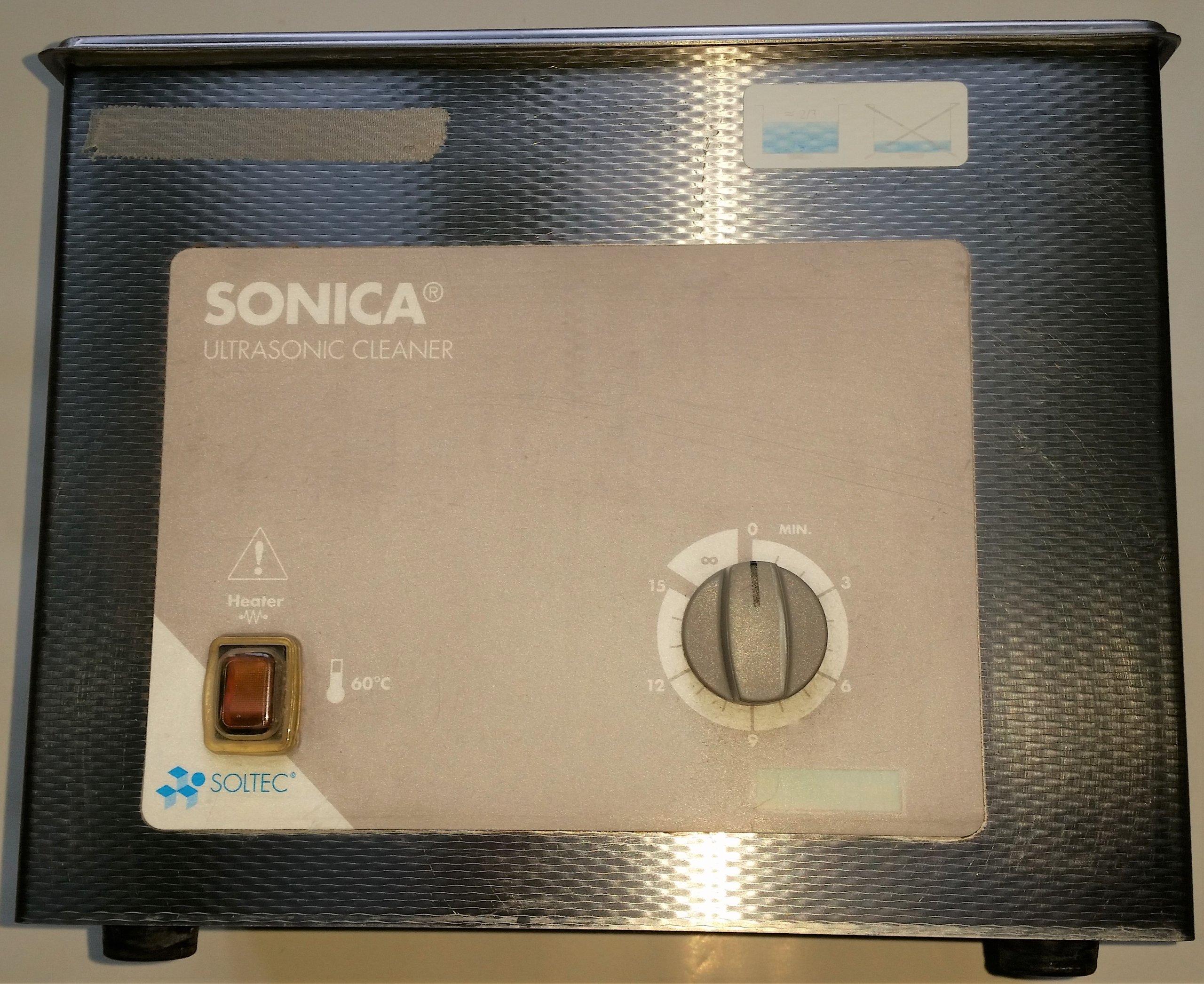 Cudowna SOLTEC Sonica 2200 MH 305W myjka ultradźwiękowa 3L - 7215108850 NY51