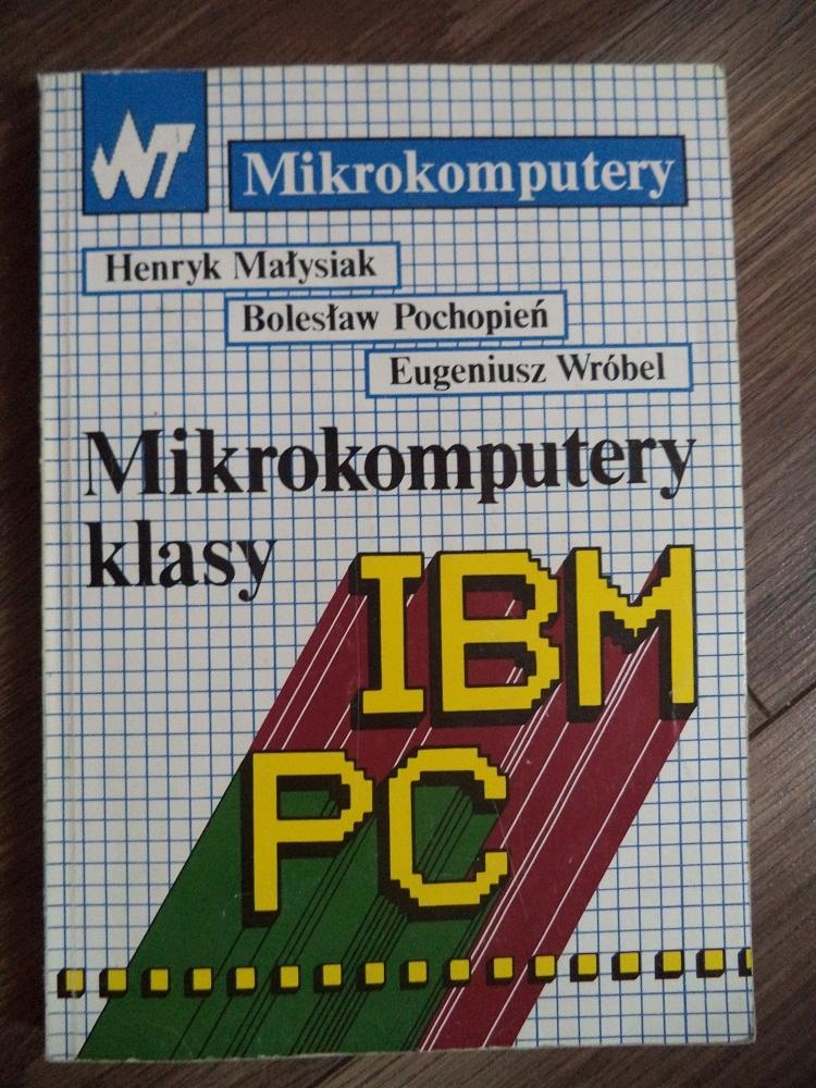 Mikrokomputery klasy IBM PC - TANIO