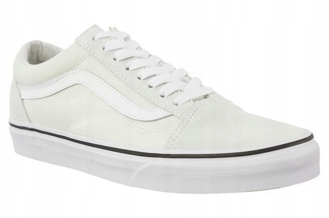 Vans Old Skool Q6L Blue Flower True White niebieskie | Vans