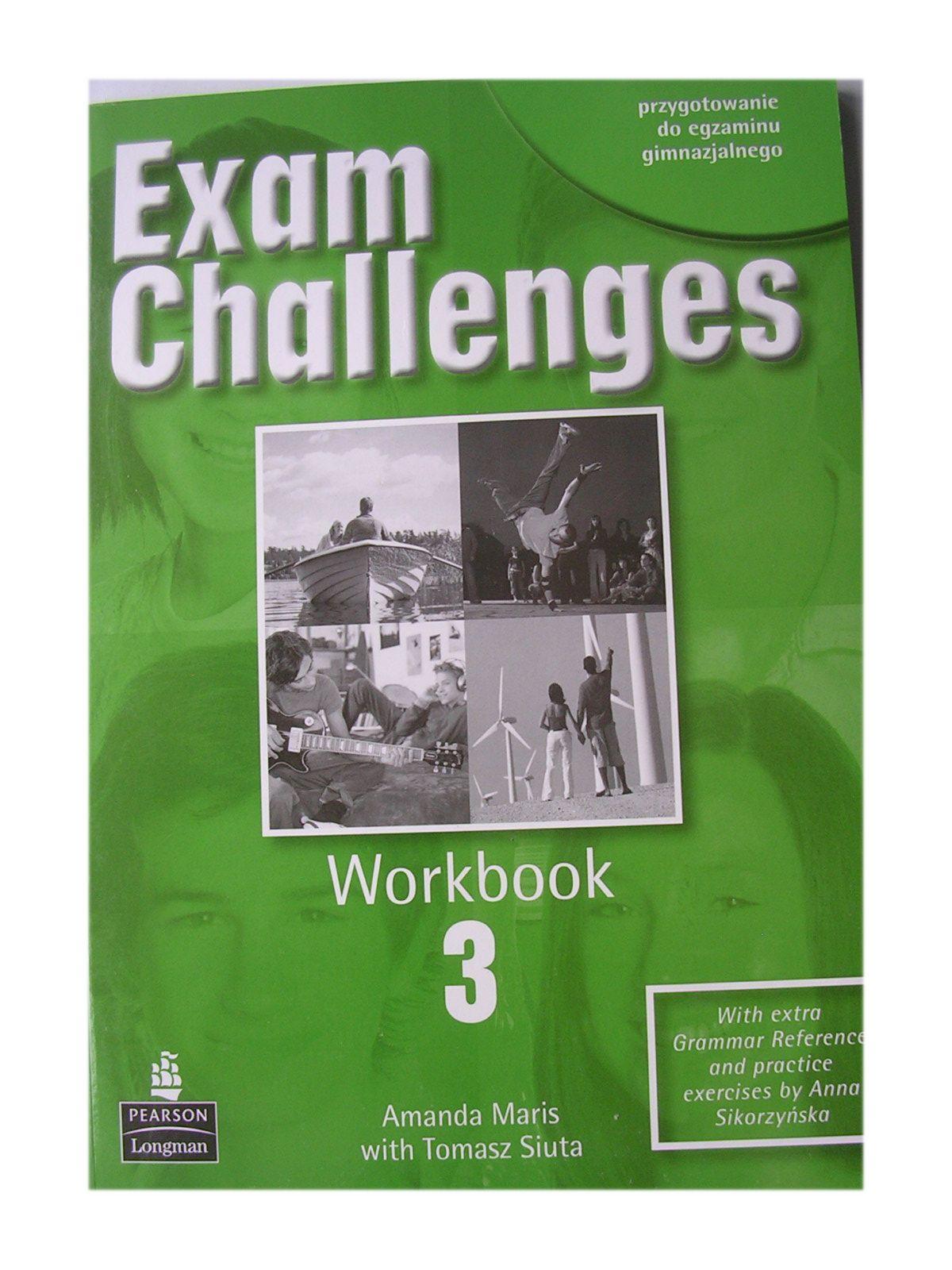 Exam Challenges 3  Workbook  Marris