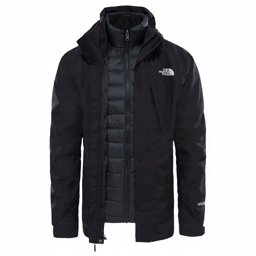 KURTKA THE NORTH FACE MOUNTAIN GORE TEX 3in1 XL