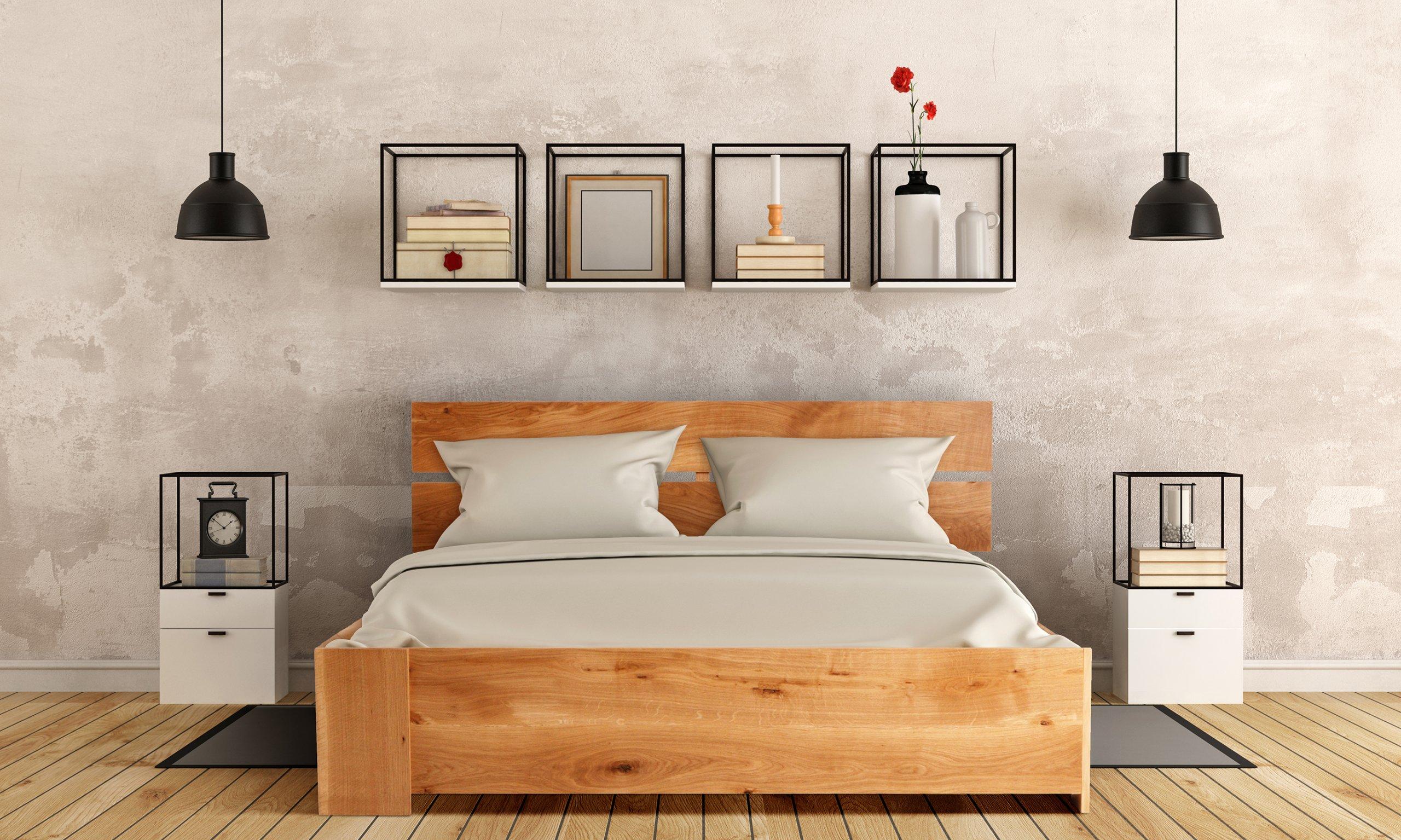 łóżko Dębowe Z Pojemnikiem Podnoszony Stelaż Dąb