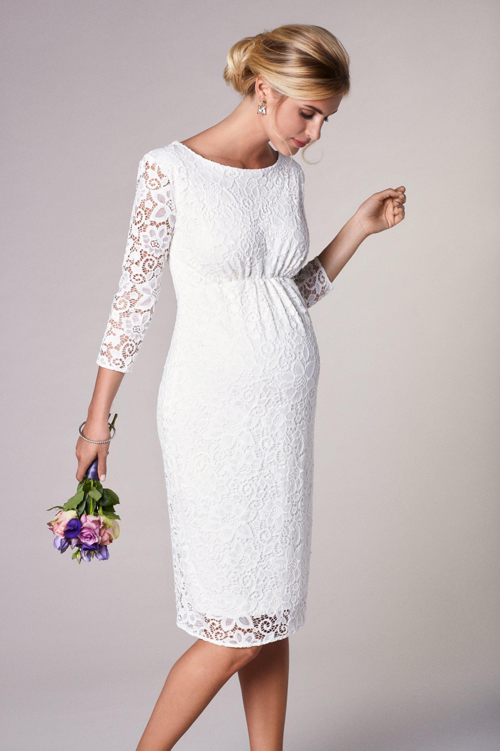 Suknia ślubna Ciążowa 5 4446 Tiffany Rose Abigail 7257039028