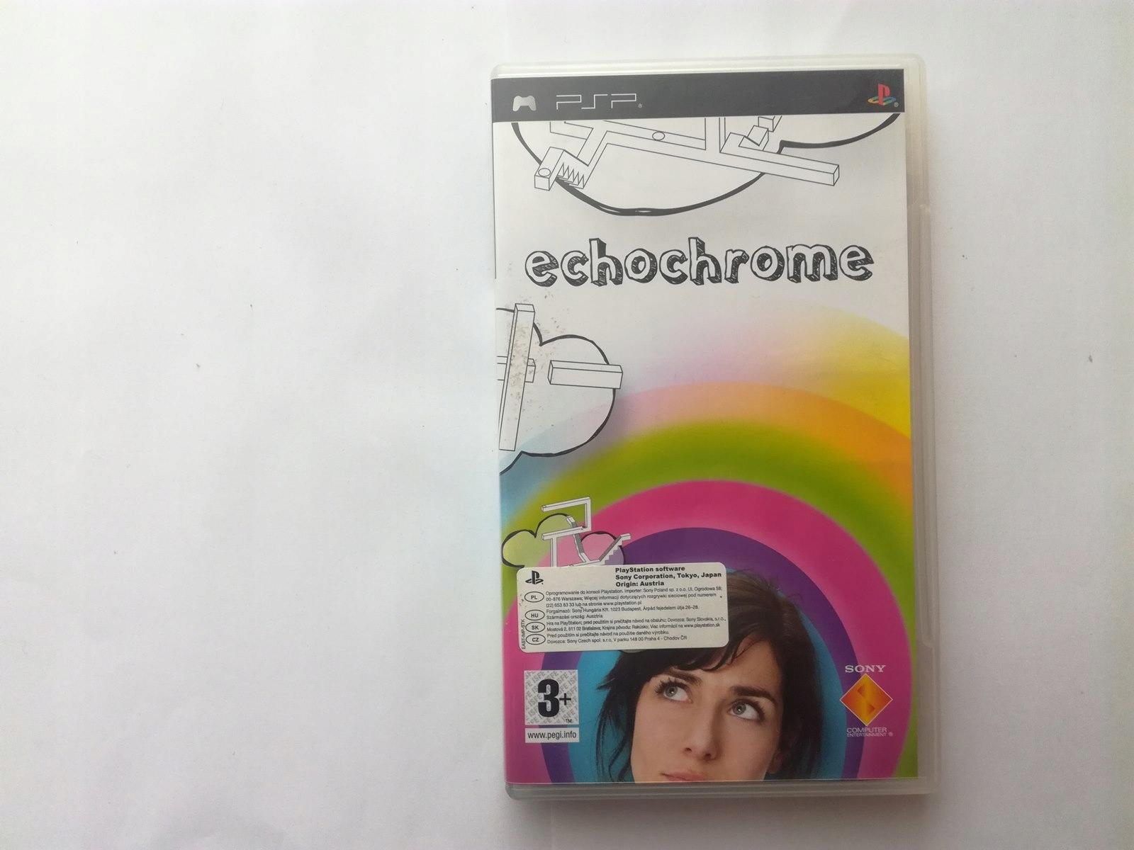 Echochrome PSP od 1 zł bcm zobacz!