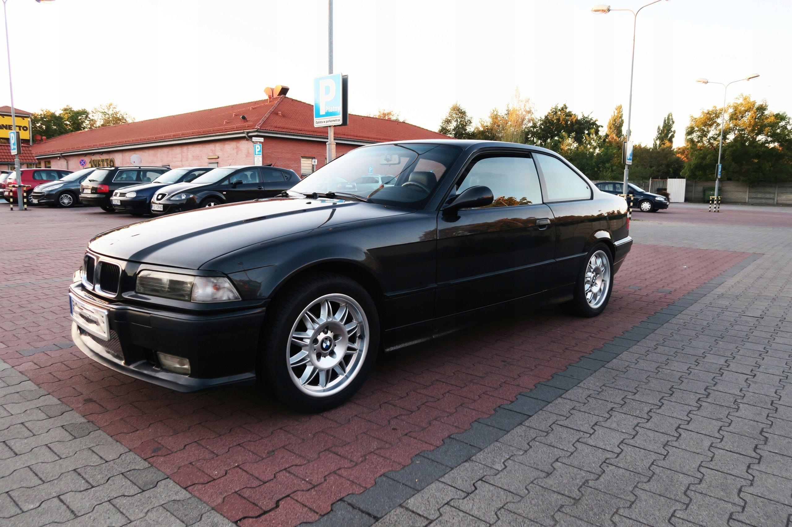 82f7271a2 BMW E36 325 COUPE M-PAKIET - 7614680144 - oficjalne archiwum allegro