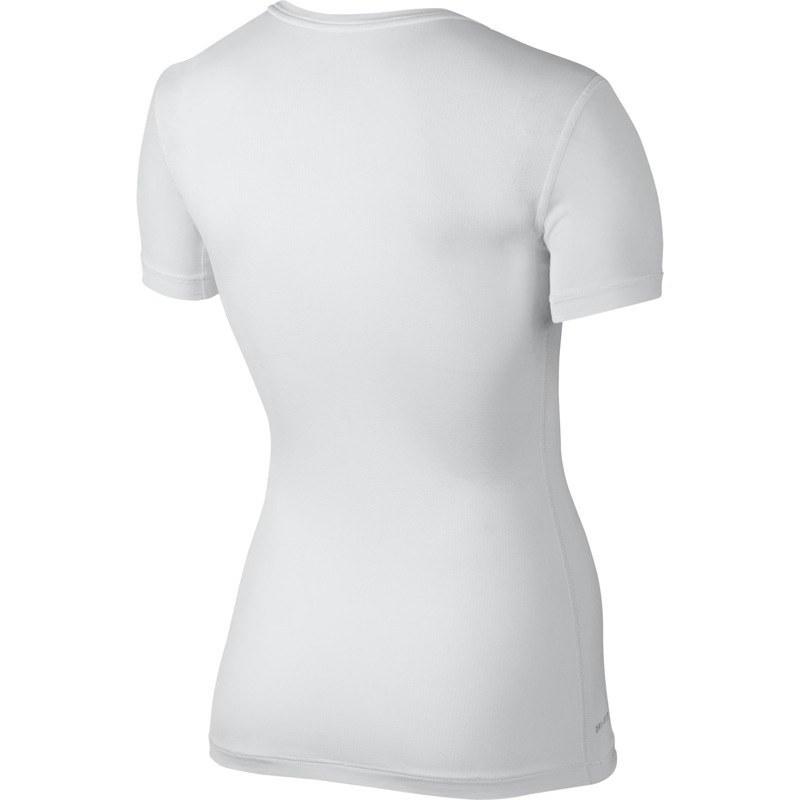 7a7e2ccf7dac85 Koszulka Damska Nike Womens Pro Cool Top biał S 36 - 7353185957 ...