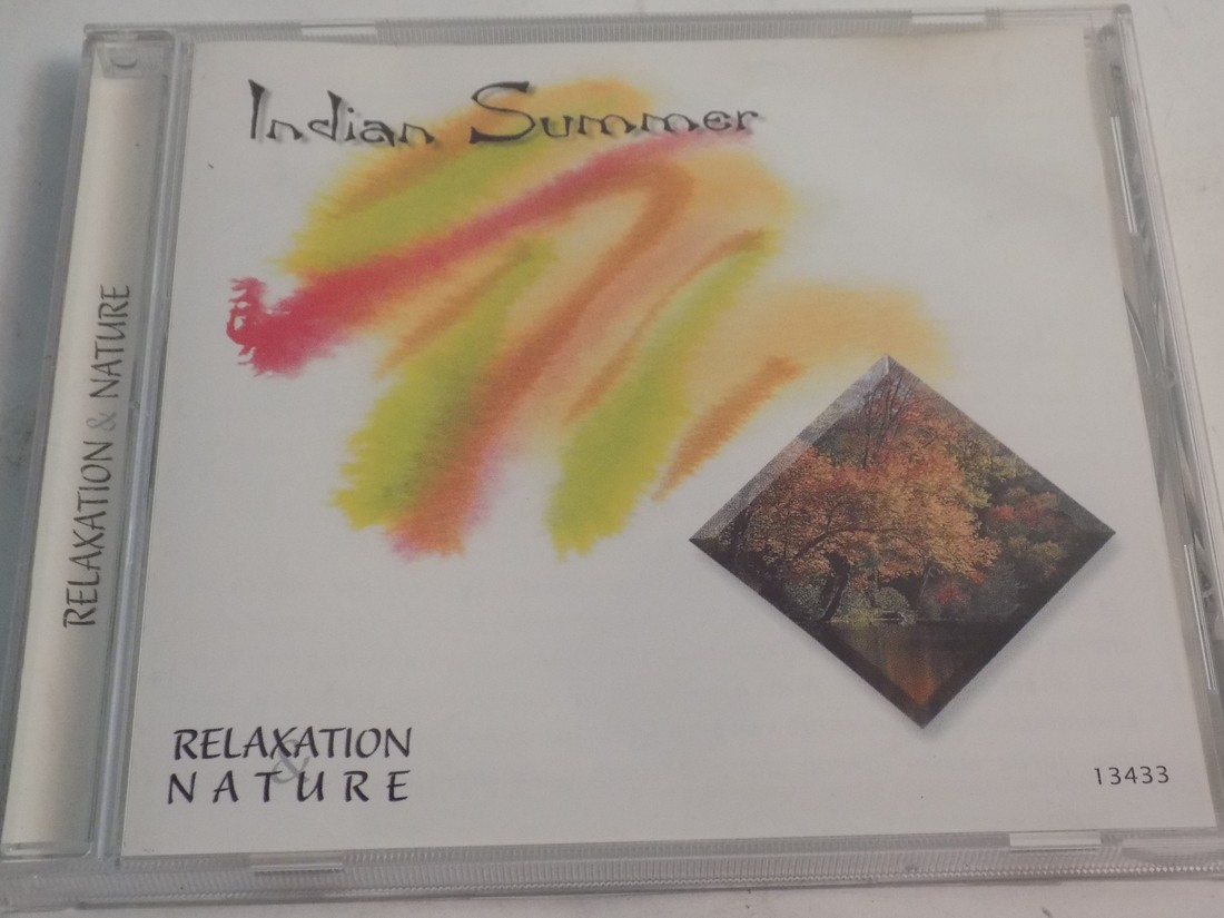 INDIAN SUMMER RELAXATION NATURE CD 7 JAK NOWA