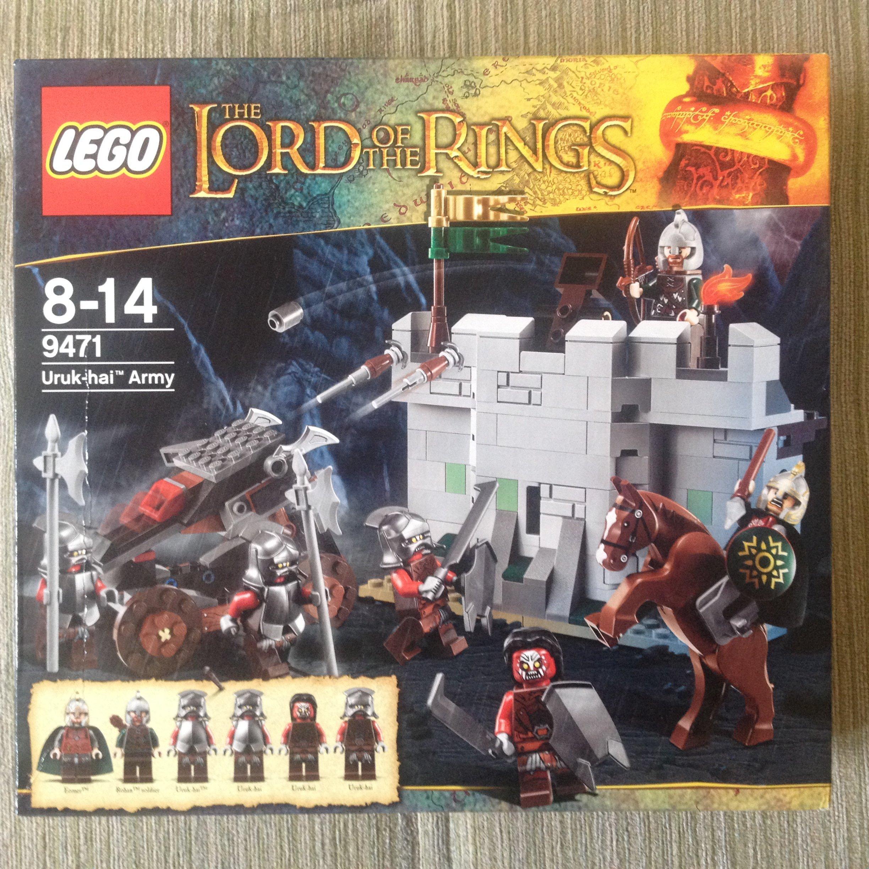 9471 Lego Lord Of The Rings Władca Pierścieni 7191801713