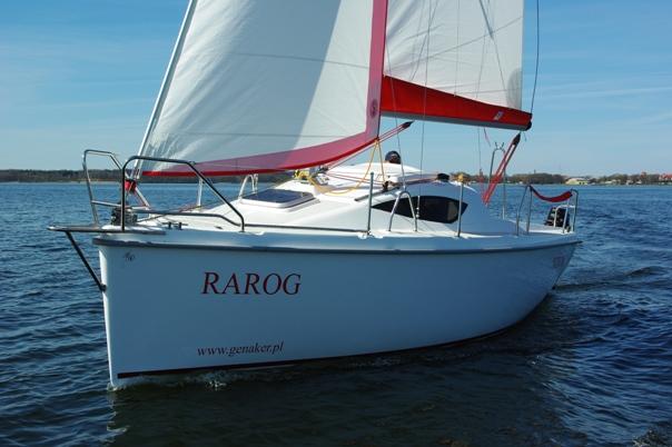 Czarter jachtu Antila 22 w lipcu 14-21, Giżycko