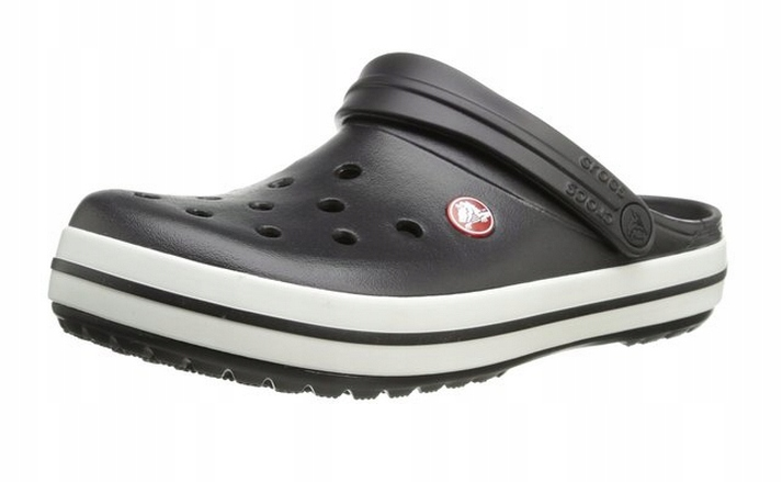 M1457 crocs męskie buty domowe czarne r 44-45 M11