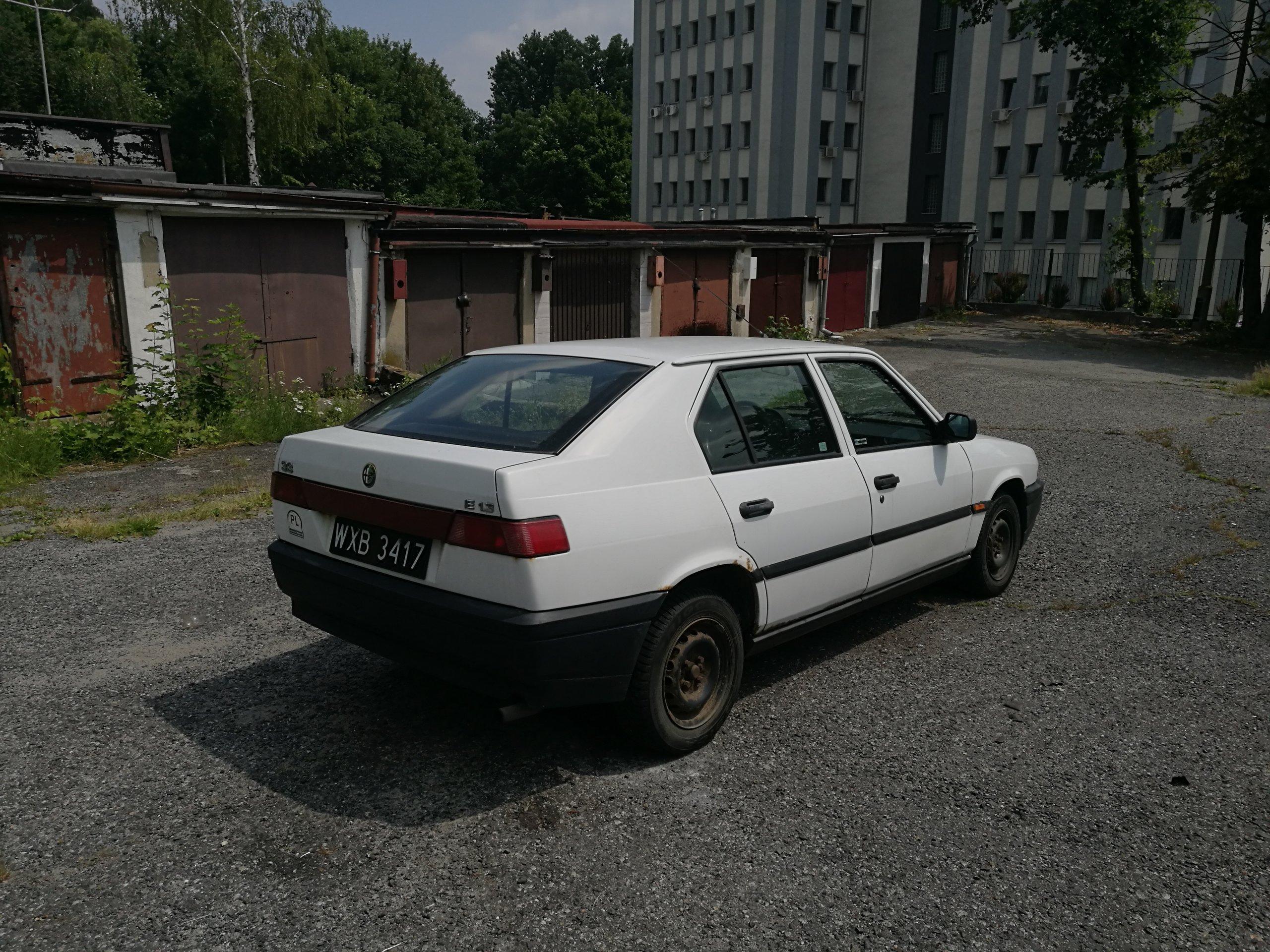 Alfa Romeo 33 1994 boxer od I go właściciela
