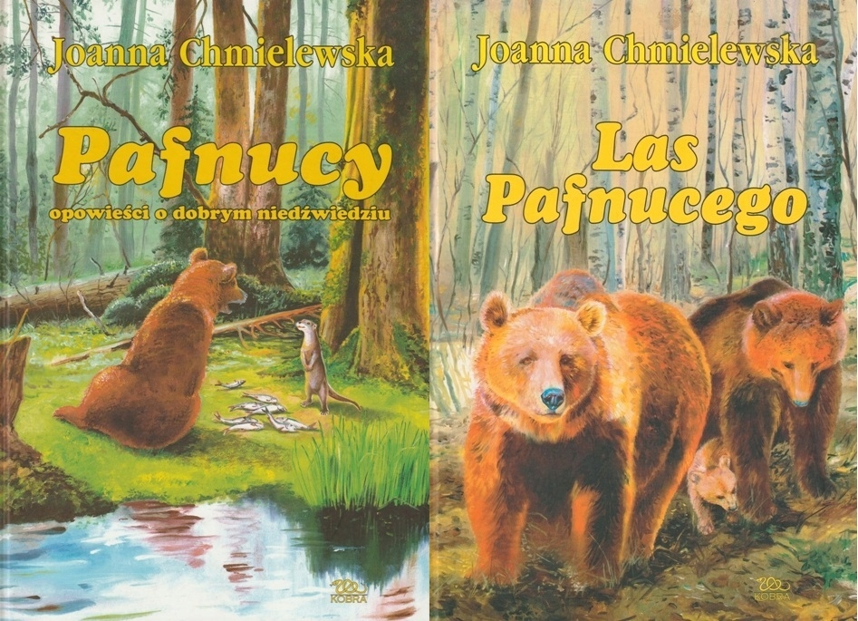 Pafnucy + Las Pafnucego Joanna Chmielewska /SRL