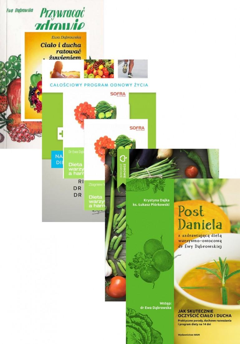 6w1 Dieta Warzywna Post Daniela Detox Dabrowska 6739245354
