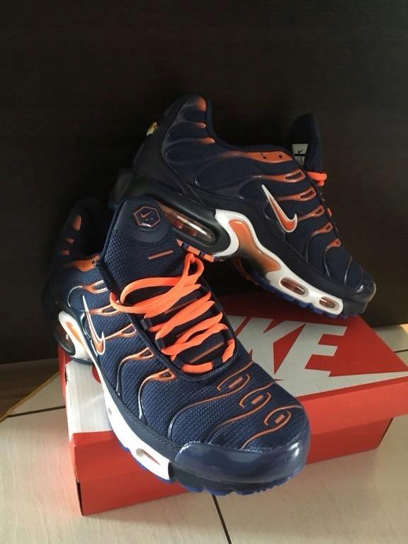 Nike air Max plus blue Orange rozm 45 7539669430