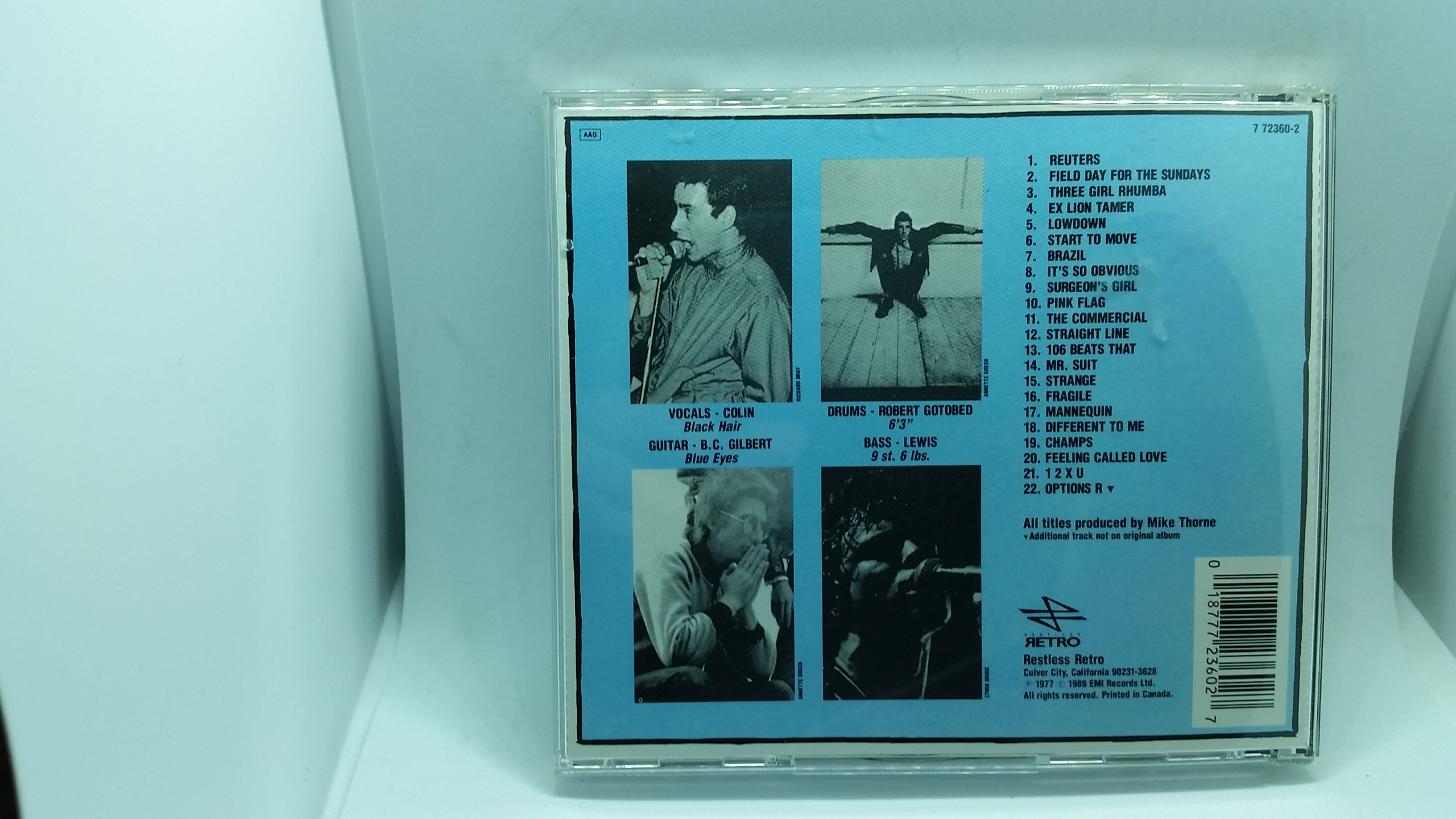 Wire Pink Flag 1 extra track - 7151258697 - oficjalne archiwum allegro