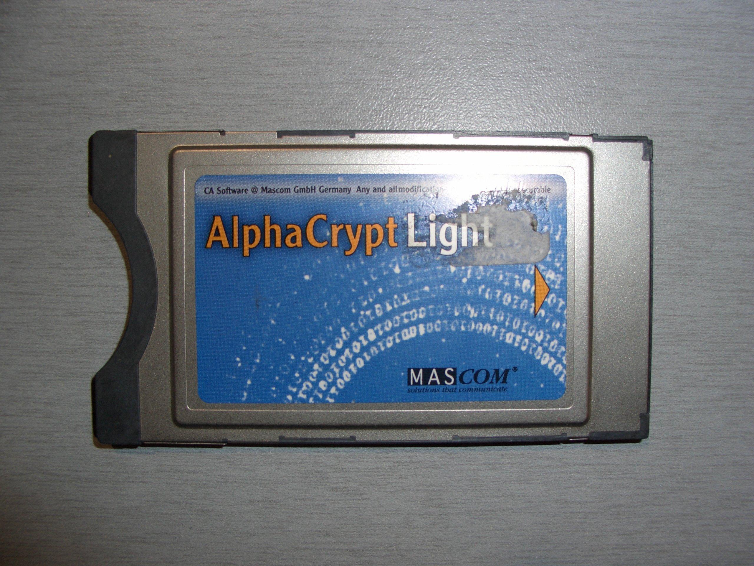 Modul Ci Alpha Crypt Light Alphacrypt 7396572906 Oficjalne