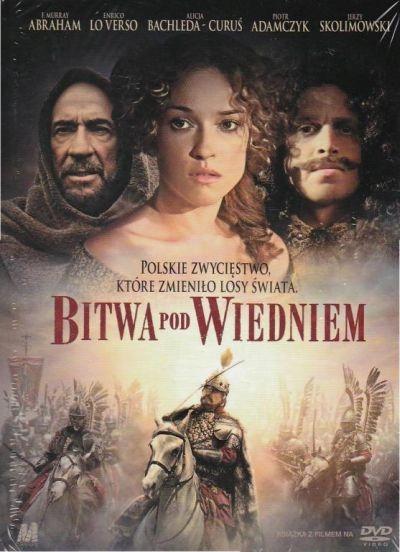 BITWA POD WIEDNIEM - KSIĄŻKA + DVD(P1)