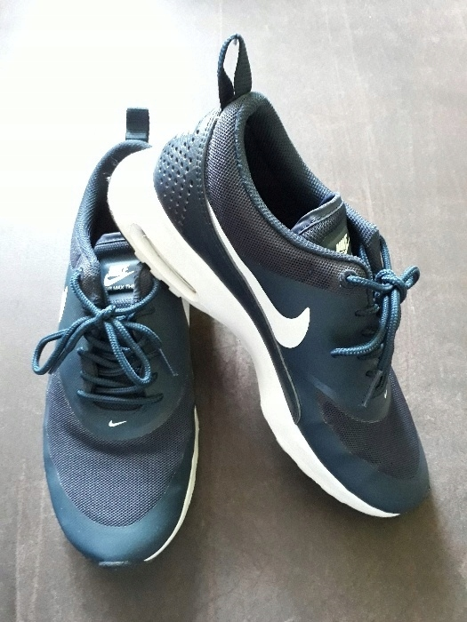 more photos 02034 67453 Buty Nike Wmns Air Max Thea quotObsidianquot