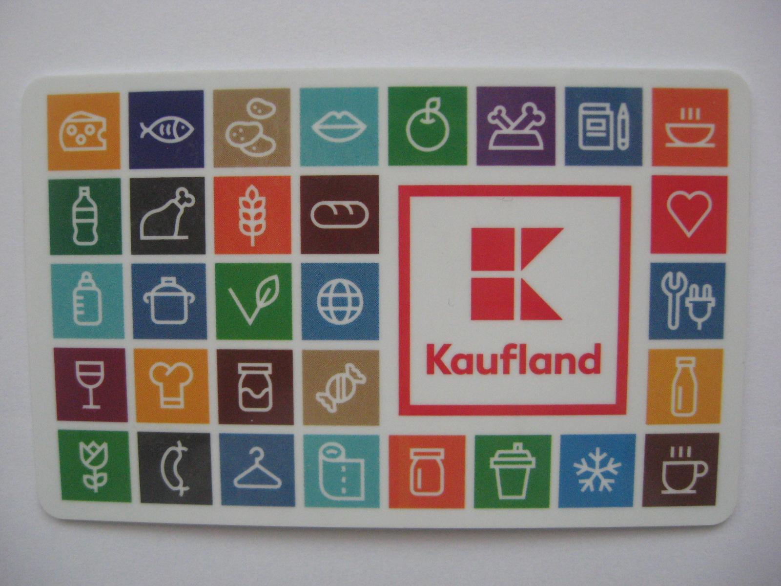 Karta Podarunkowa Bon Kaufland Waznosc Ok 4 Lata 7348825199