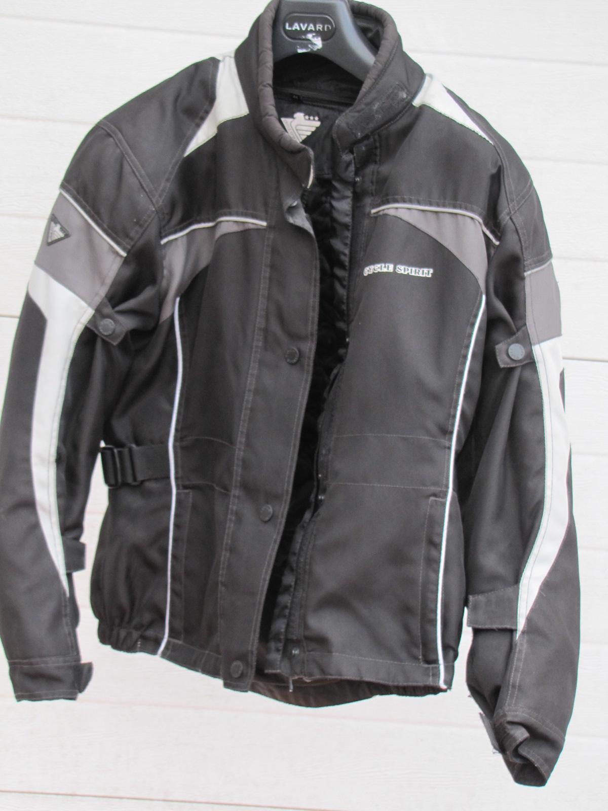 98322cc1fcbb9 Kurtka motocyklowa tekstylna CYCLE SPIRIT - 7305652092 - oficjalne ...