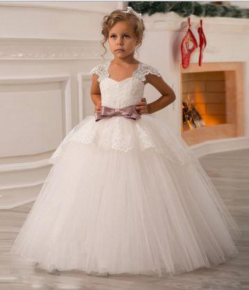 4f8137b979 ISABELLE sukienka komunijna KOM 3 Szycie na miarę - 7084885928 ...