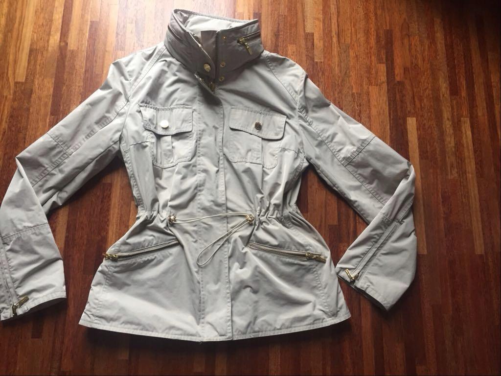 kurtka na deszcz zara