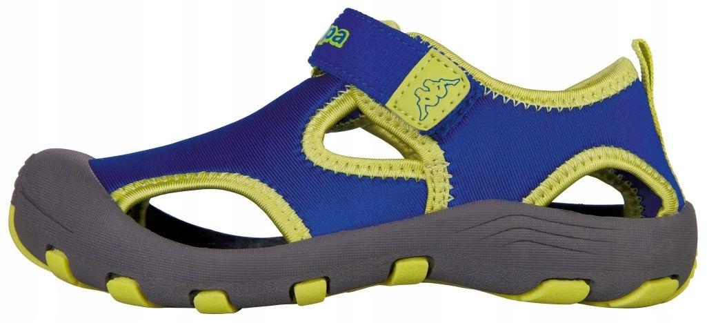 5a23162b9 KAPPA JOY buty dziecięce BLUE/LIME 33 - 7515232154 - oficjalne ...