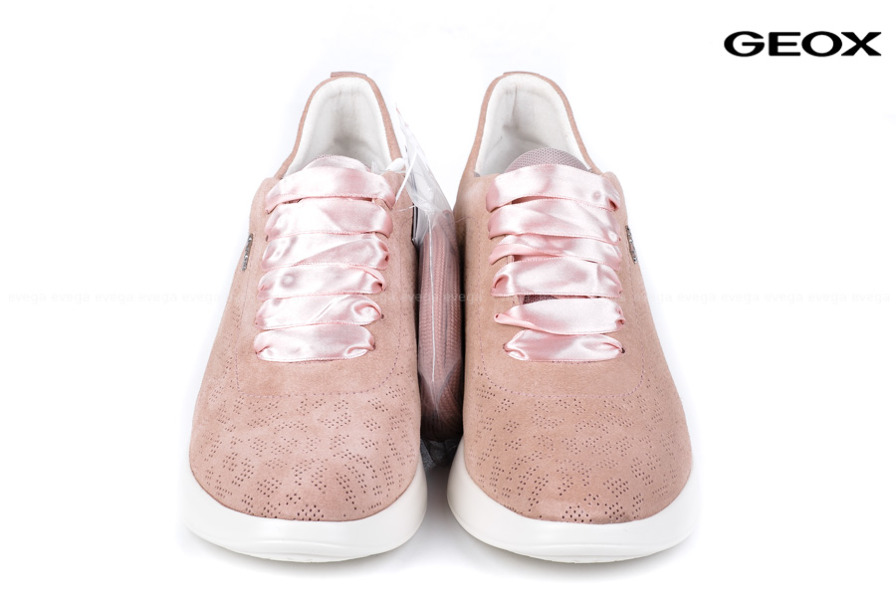 a98ee3f7e29dc DAMSKIE SNEAKERSY GEOX THERAGON D828SC ROSE 39 - 7218842118 ...