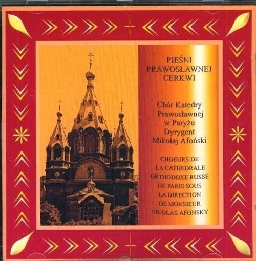 Pieśni Prawosławnej Cerkwi. Chór Katedry Praw. CD