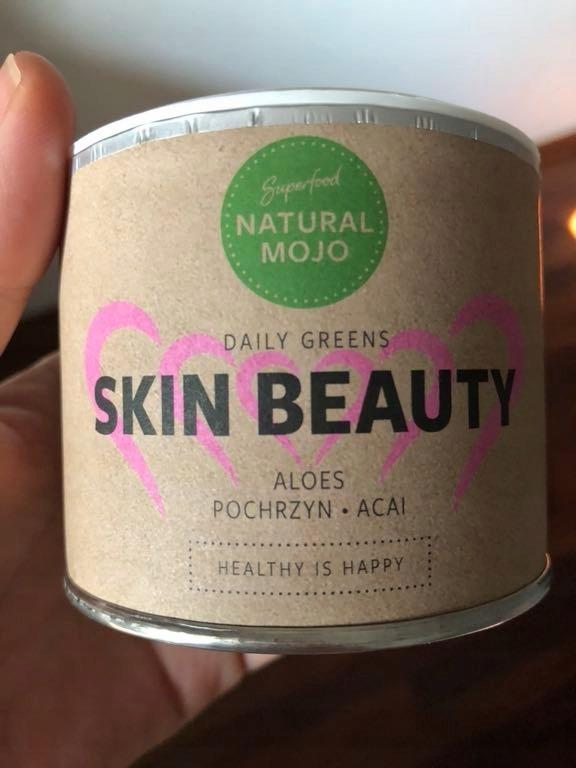Natural mojo skin beauty kapsulki