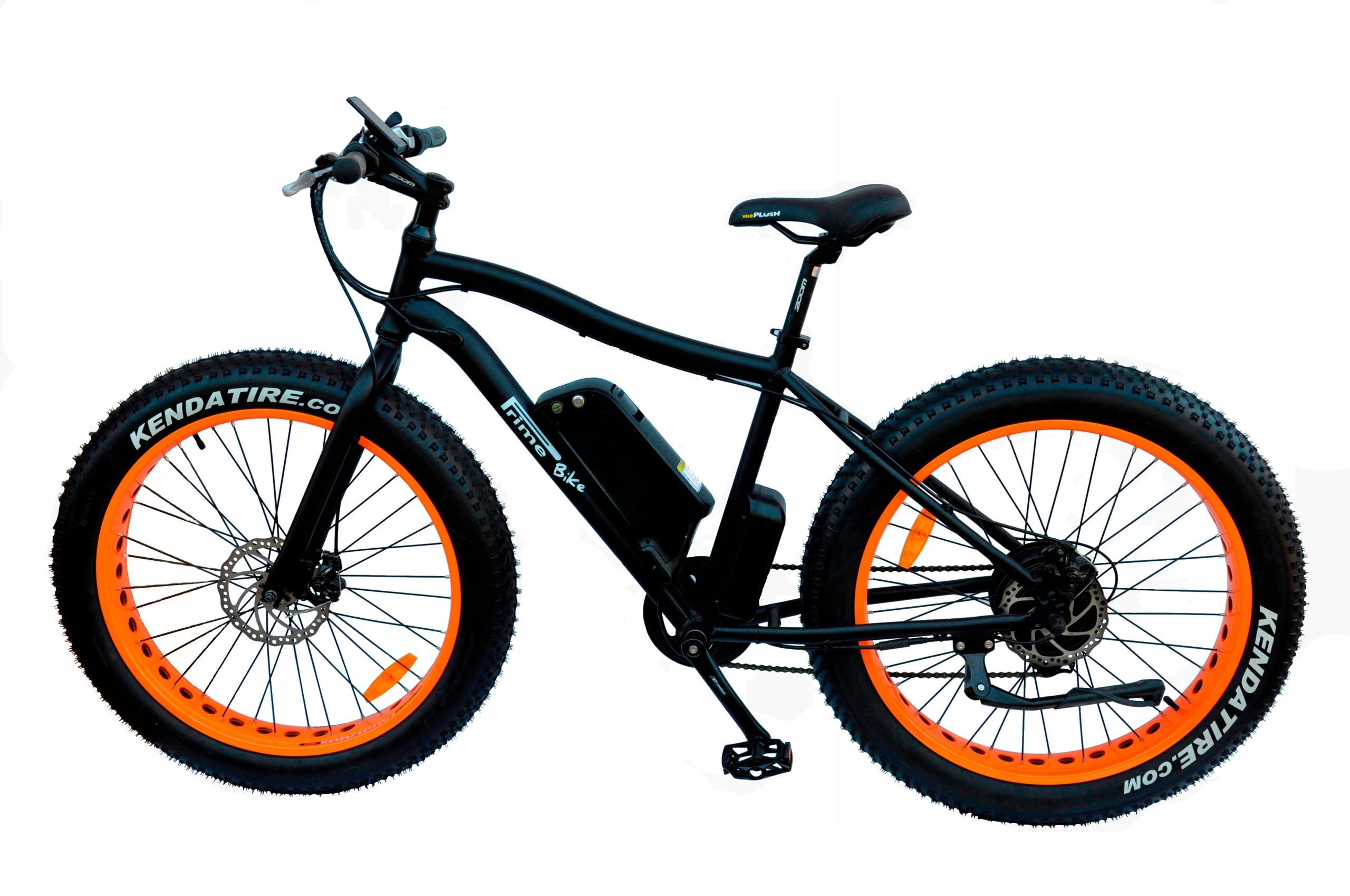 Rower elektryczny FAT BIKE 500W