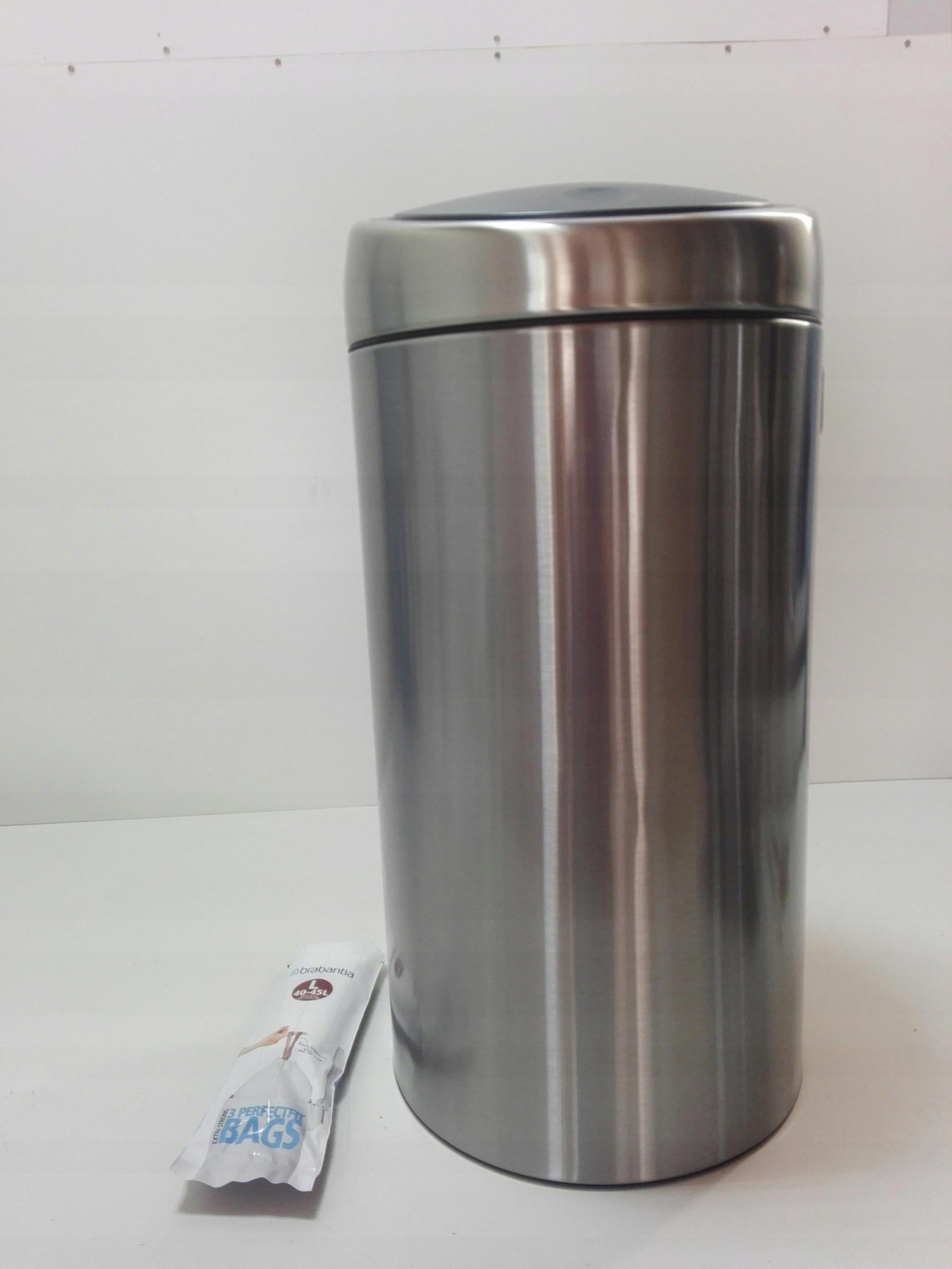 Touch Bin 45 Liter.Kosz Na Smieci Touch Bin Brabantia 45 L 3a25 7503765899