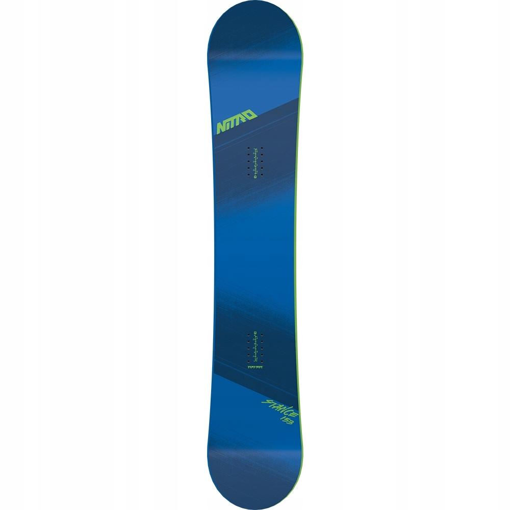 4166bfc6721 Nitro Stance 159cm Nowa Deska Snow Flat-Out-Rocker - 7660019335 ...