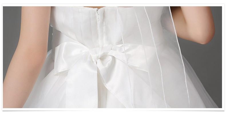 c292dd498e Biała Balowa Długa Sukienka na Wesele Ślub 100-150 - 7424183431 ...