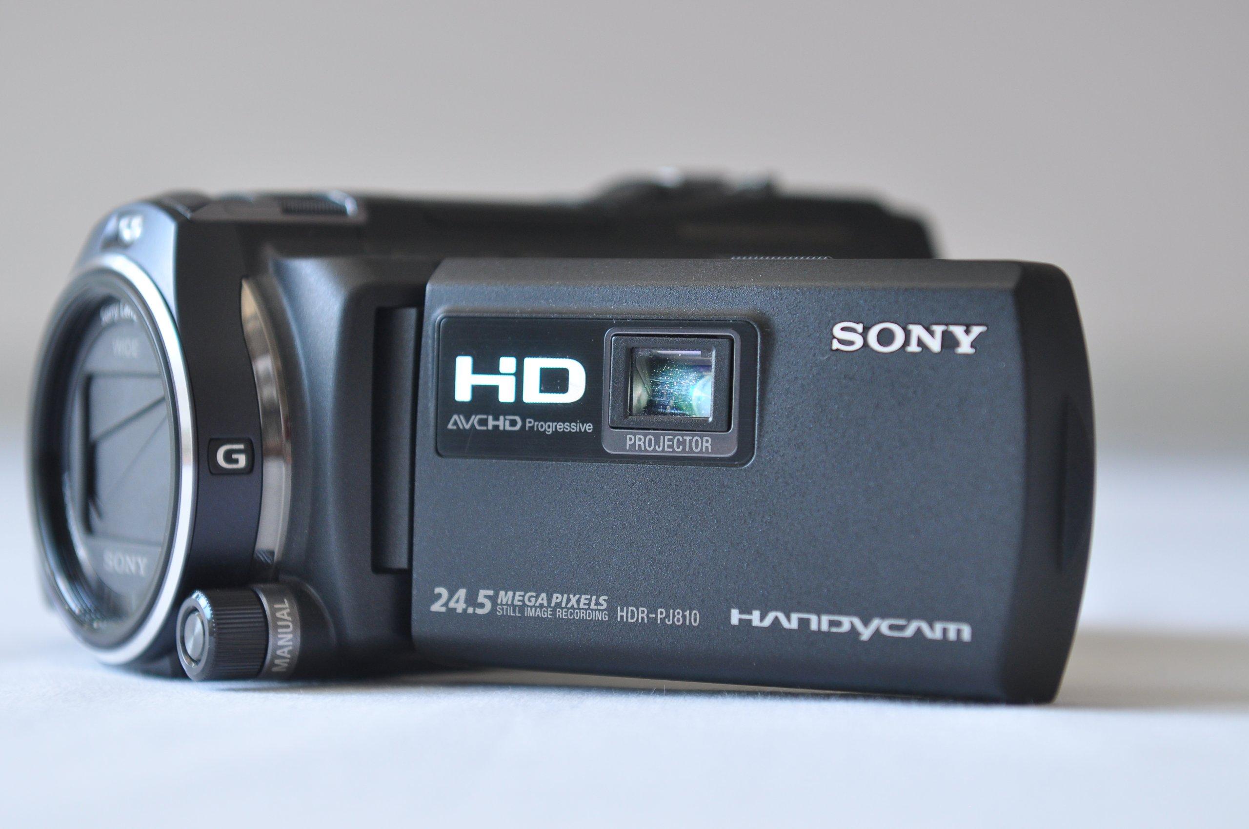 Sony Hdr Pj810 7394579555 Oficjalne Archiwum Allegro Handycam Camcorder