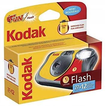 Kodak Kodak Fun Saver Camera 27+12